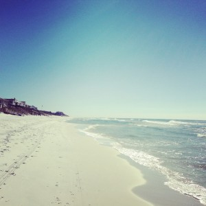 Blue Mountain Beach, FLorida